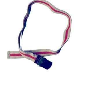 CREWCUTS elastic military-style belt size S/M
